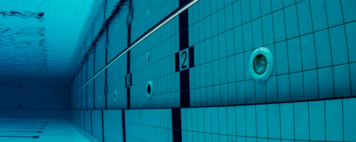 qualidade da água das piscinas